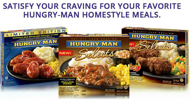Hungry-Man Homestyle Meals