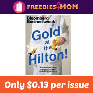 Magazine Deal: Bloomberg BusinessWeek