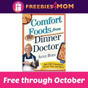 Free eCookbook: Comfort Foods