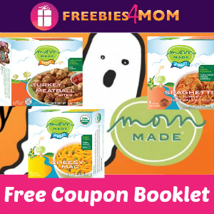 Free Mom Made Coupon Booklet