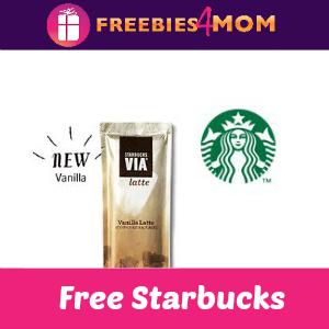 Free Starbucks VIA Latte Single Stick at Kroger