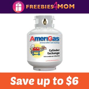 $6 Off AmeriGas Propane Cylinder