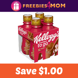 Coupon: Kellogg's Breakfast To Go Shakes