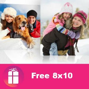 Happy Thanksgiving ~ Free 8x10 at Walgreens