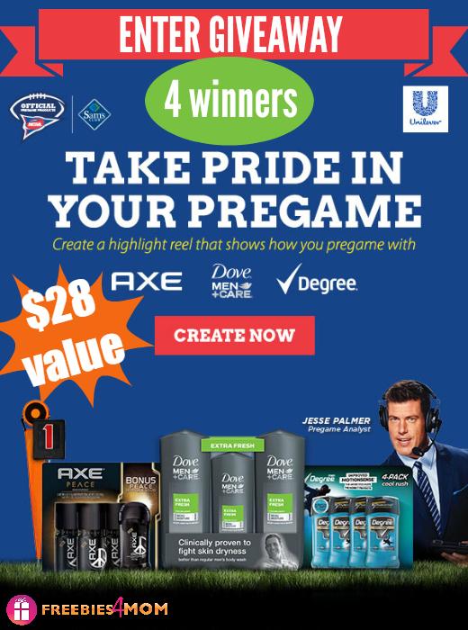 Pregame Pride Giveaway (4 winners)