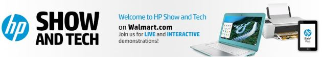 HP Show And Tech Live Demos
