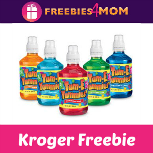 Free Tum-E Yummies Drink at Kroger