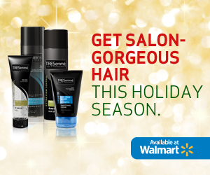 TRESemme Stocking Stuffers at Walmart
