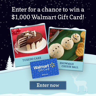 Kraft Share Your Favorite Recipes Sweepstakes