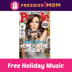 Free Music: Country Music Holiday Playlist