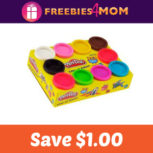 Coupon: $1.00 Off Play-Doh