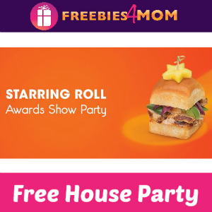Free House Party: King's Hawaiian Starring Roll