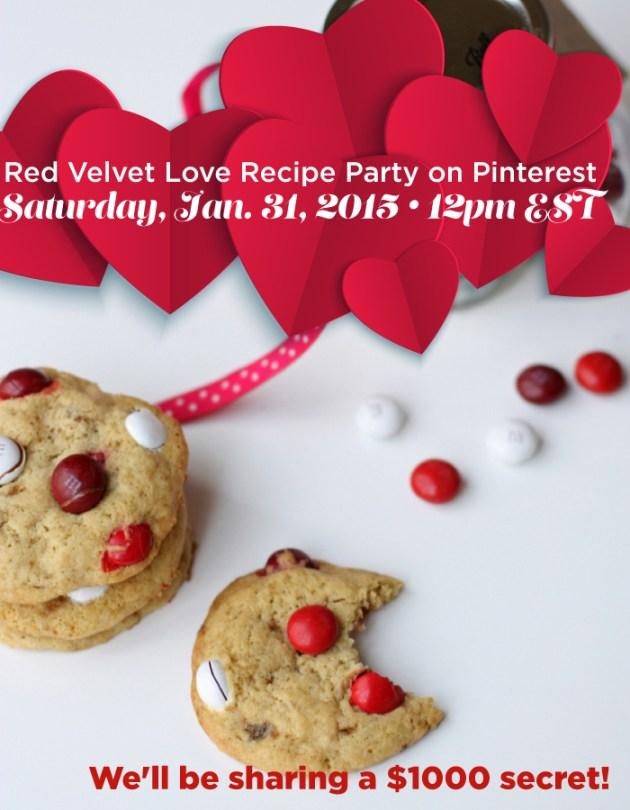 #RedVelvetLove-Recipe-Party