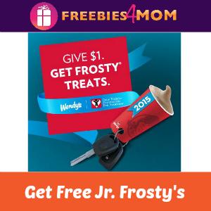 Wendy's Frosty Key Tag Program