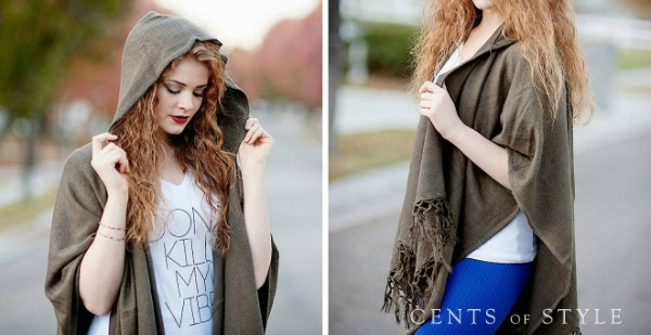 Cents of Style $19.95 Shawl