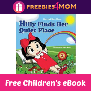 Free Children's eBook: Hilly Finds Her Quiet Place