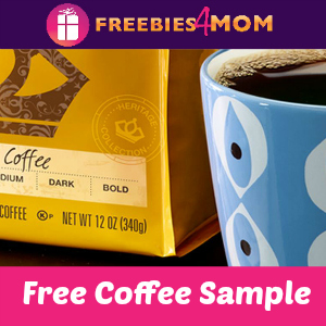 Free Sample Gevalia Coffee