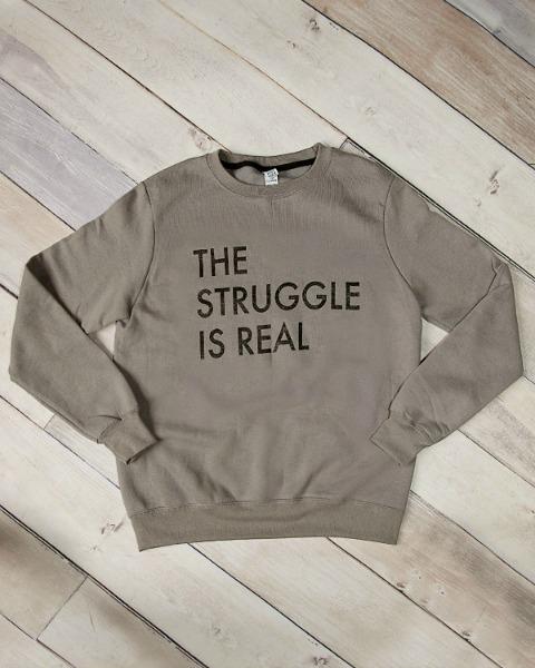 Graphic Print Sweatshirts $19.95+Free Shipping