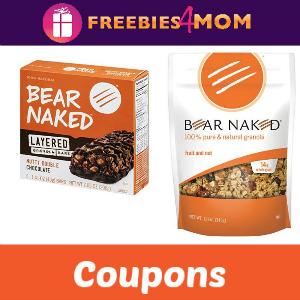 Save on Bear Naked Granola & Energy Bars