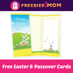 Free Easter & Passover Cards