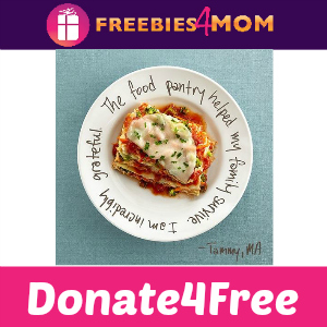 Donate4Free: Pin a Meal. Give a Meal.