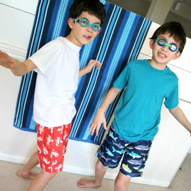 Carter's Coupon: 25% off $40+ purchase to #SpringIntoCarters Summer Boys Swim Wear
