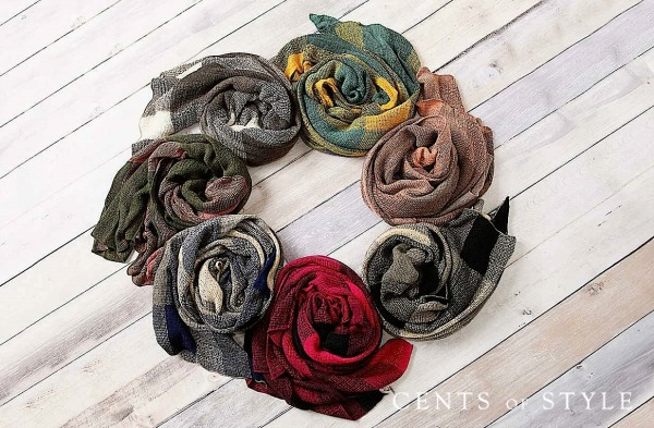 as scarf