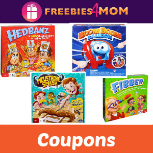 Save with Spin Master Games Coupons