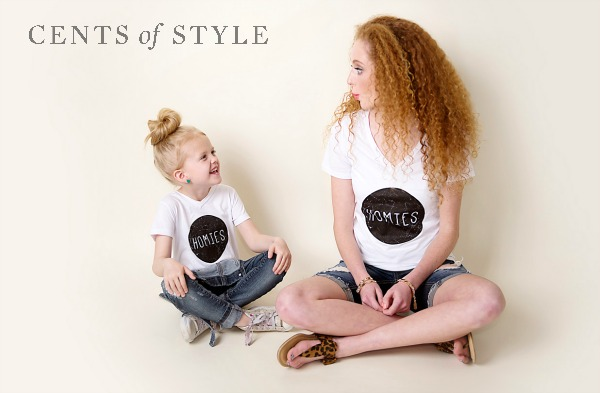 $14.95 Cents of Style T-Shirt Line
