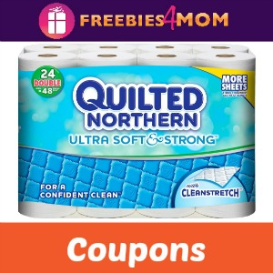 Coupons: Save $1 or $2 on Quilted Northern