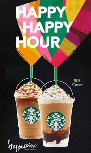 Starbucks 12 off frappuccinos starts friday full fandeluxe Gallery