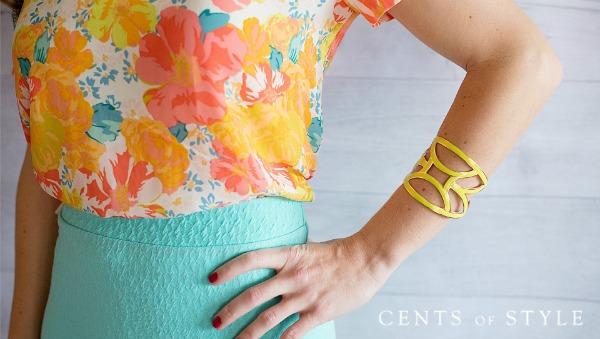 $5.95 Colorful Cuff Bracelets