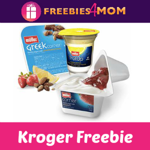 Free Müller Yogurt at Kroger