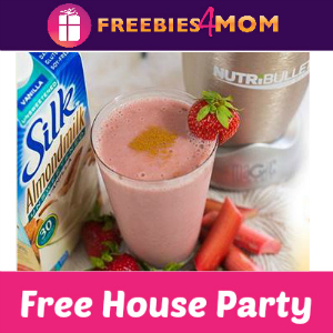 Free House Party: Silk & NutriBullet