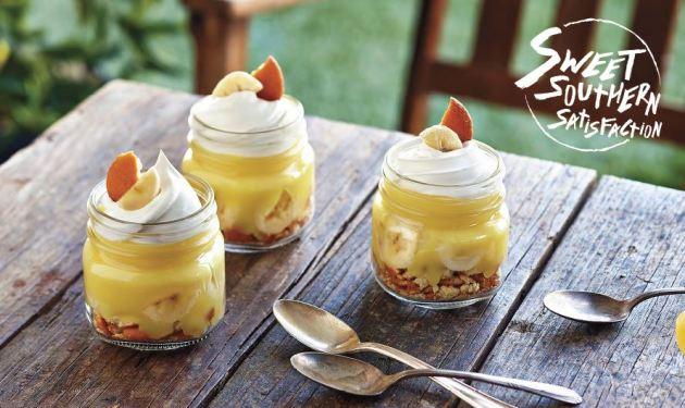 Easy Summer Banana Pudding
