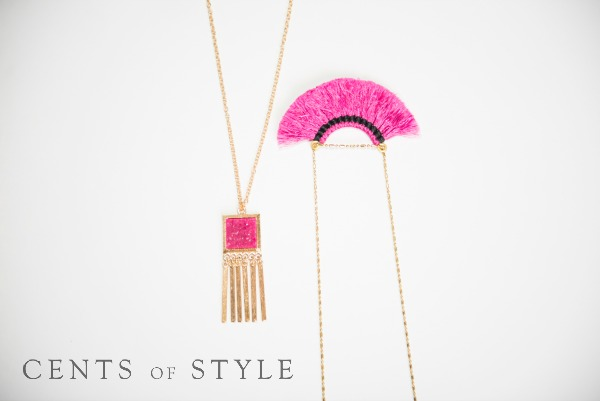 50% Off Fringe & Tassel Jewelry