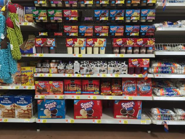 Coupon $1.00 off Snack Pack Pudding Bars & Super Snack Pack Juicy Gels