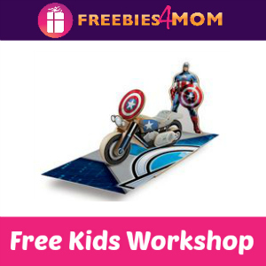 Free Captain America Motorcycle Kids Clinic
