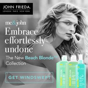 Target:  John Frieda Beach Blonde Collection