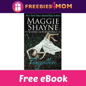 Free eBook: Forgotten ($3.49 Value)
