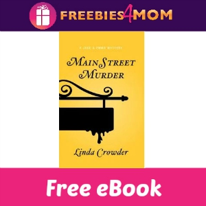 Free eBook: Main Street Murder ($2.99 value)