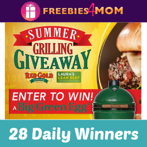 Sweeps Red Gold Summer Grilling Giveaway