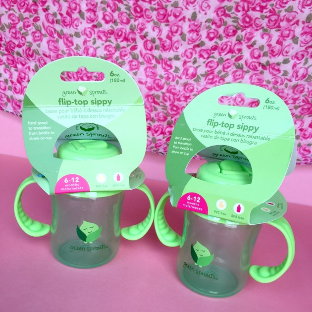 Green Sprouts Sippy Cups