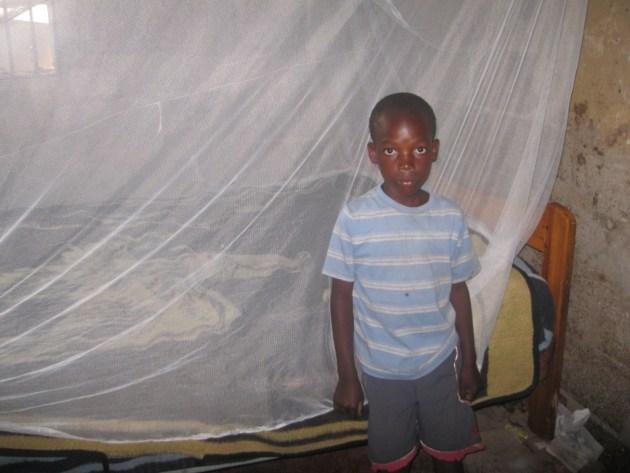 Zambia mosquito nets 3