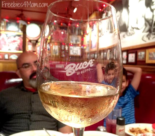 Buca di Beppo Restaurant ~ What will you celebrate?