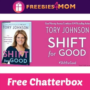 Free Chatterbox: Shift For Good by Tory Johnson