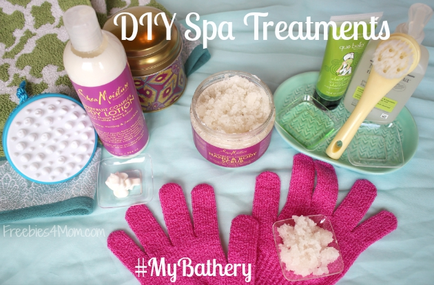 DIY Spa Treatments at home
