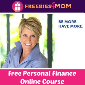 Free Suze Orman Personal Finance Online Course