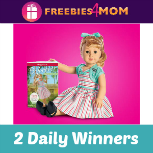 Sweeps American Girl Maryellen Online Drawing