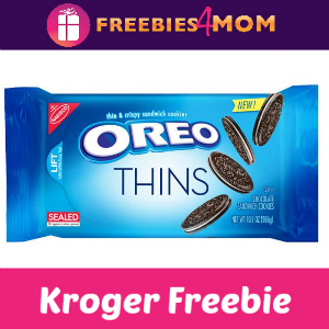 Free Oreo Thins Cookies at Kroger